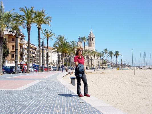 Barcelona Olympiahafen