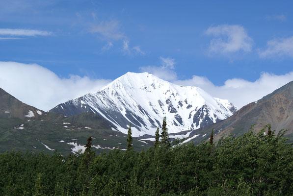 Coast Mts. mit über 4500m Höhe