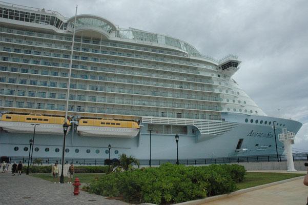 Falmouth in Jamaika / Tagesaufenthalt