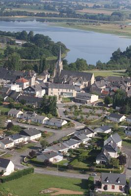 Photo aérienne en ULM Ille et Vilaine