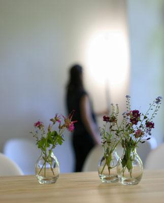 Institut IMAP, Königswinter - Blumenvasen
