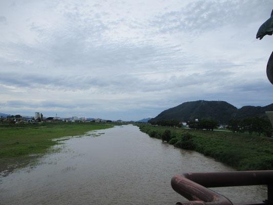 日野大橋下流