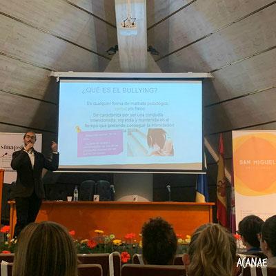 VI Congreso Nacional de patología Bio-Psicosocial organizado por San Miguel Adicciones