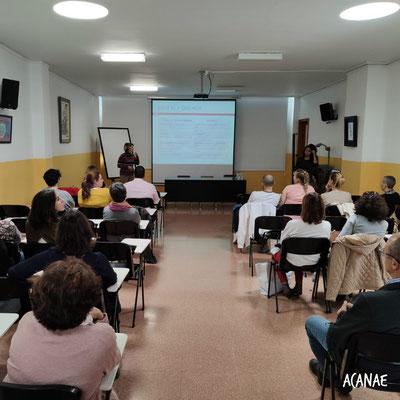 Formación sobre acoso escolar a profesores en el Colegio Mayex en La Laguna