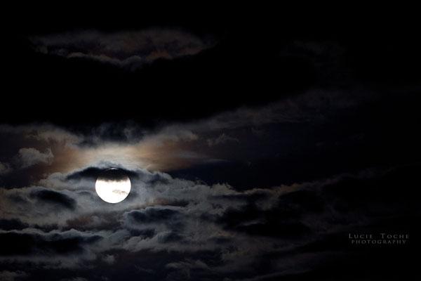super Lune d'Août