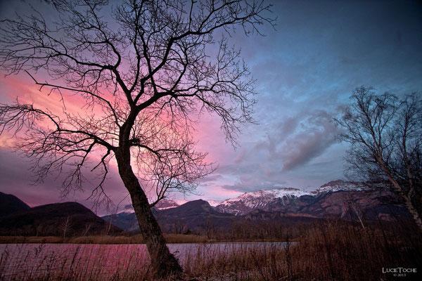 1er lever de soleil de 2013!