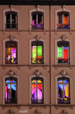 Fête des lumières 2011, Lyon.