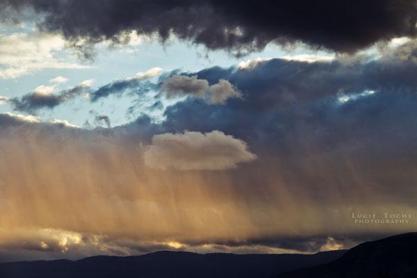 quand la pluie s'embrase