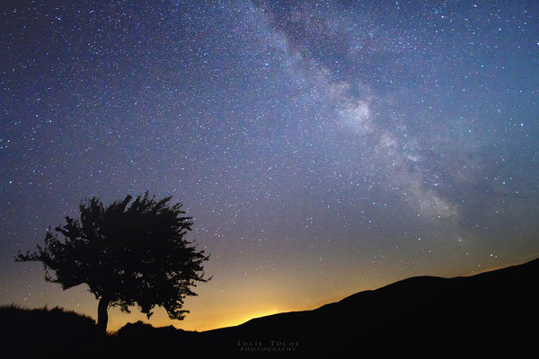 Milky Way en Lozère