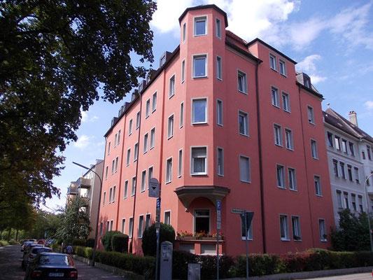 Augsburg Alpenstrasse