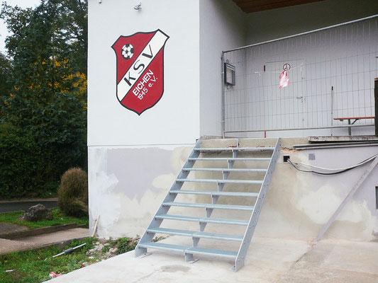 Sportheimsanierung KSV Eichen