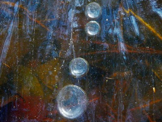 5. Gefrorene Luftblasen