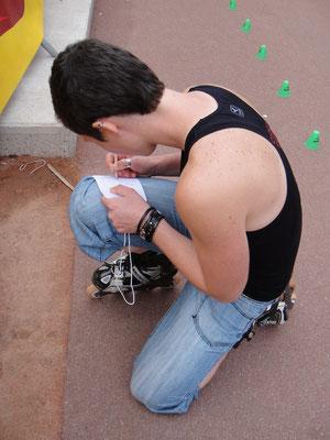 Lugdunum: Signing -- by Marine Robert