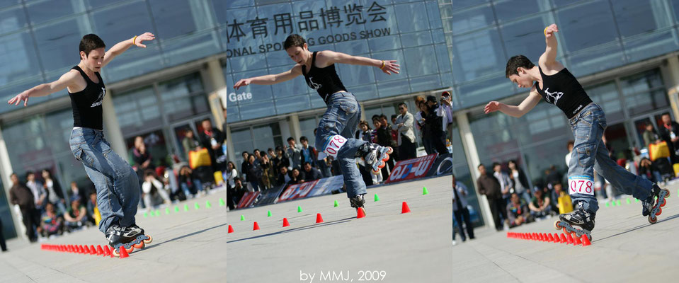 Beijing Slalom Open '09 by MMJ