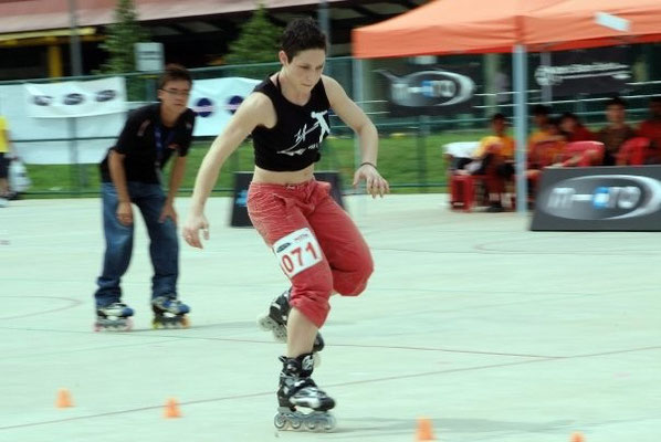WSC Speed Slalom