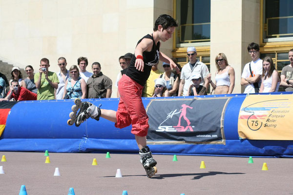 Paris Slalom World Challenge