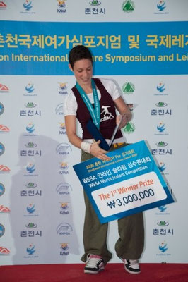 Individual Classic Freestyle Podium (ChunCheon, Kor)