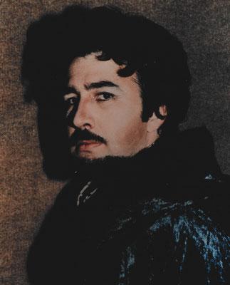 """A. Martin als Graf Luna in """"Der Troubadour"""" © Unbezeichnet"""