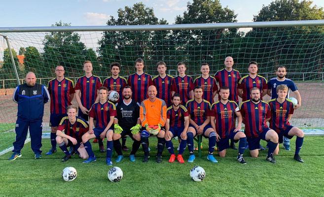 1. Mannschaft Saison 2020/2021