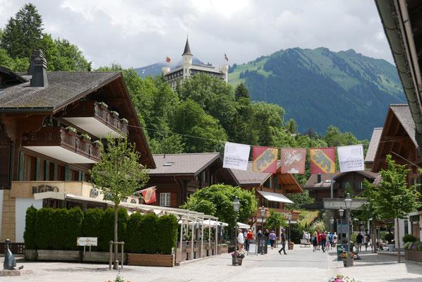 Gstaad - klein und schön