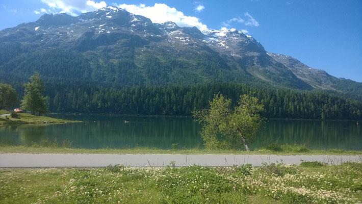 St. Moritz-See