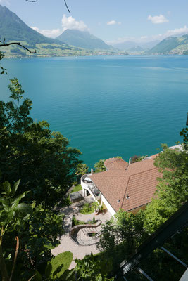 Wohnen am See im Paradies.