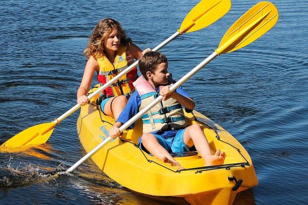 club-nautique-kayak-etang-biscarrosse