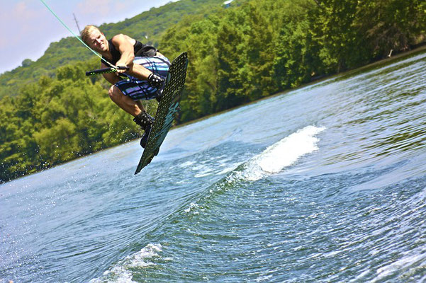 wakeboard proche camping landes