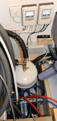 Vorfilter damit das Tankwasser sauber bleibt