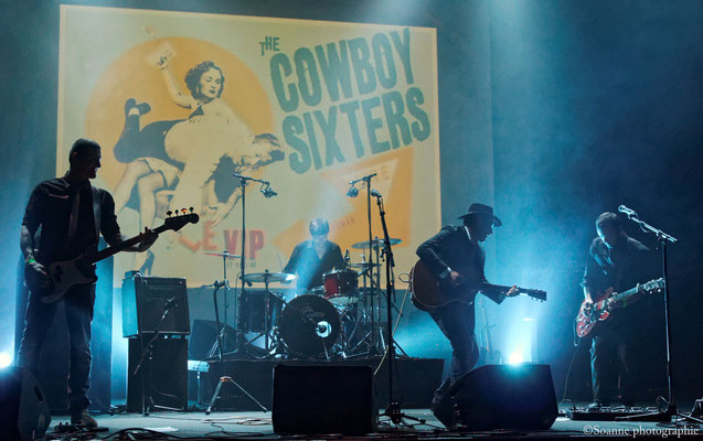 The Cowboy Sixters