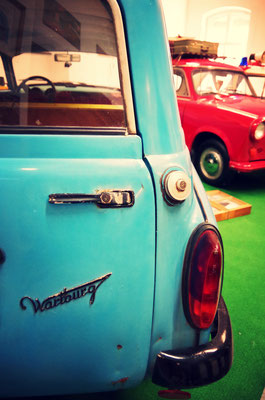 DDR Museum Trabant