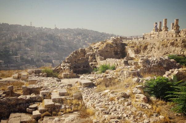 Zitadelle Amman
