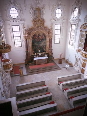 Altar Schloss Moritzburg