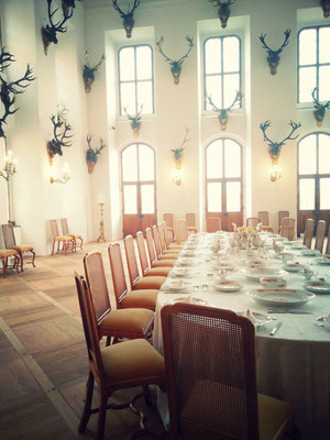 Jagdzimmer Schloss Moritzburg