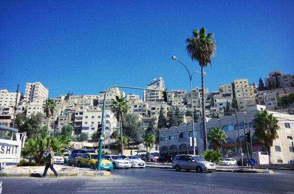Innenstadt Amman