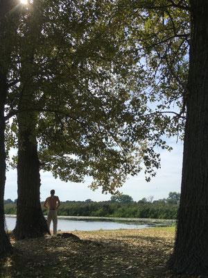 Naturbadestrand Sophienthaler Polder