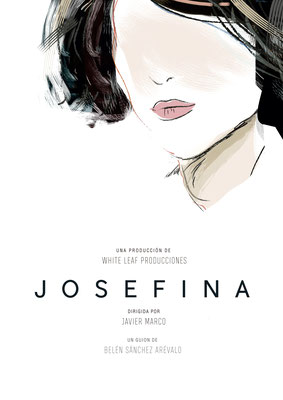 "Portada dossierpelícula ""Josefina"""