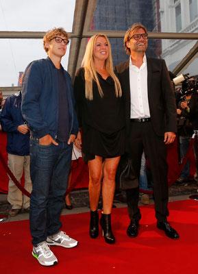Tim Bendzko, Jürgen Klopp & Frau