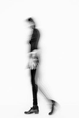 Figur geht, 2014, archival pigment print, 59,4 x 42 cm