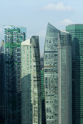 Central Business District/ Singapore