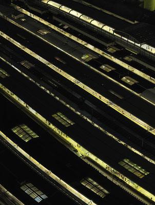 Tokyo Station, 2010,  archival pigment print, 142 x 112 cm