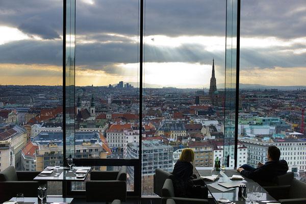 Sofitel Vienna view