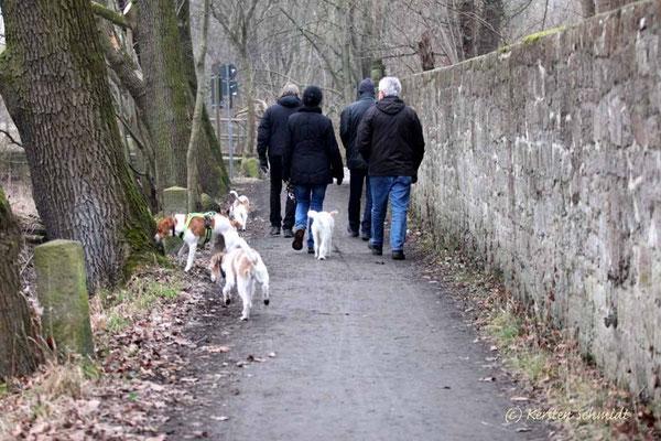 Kromi-Spaziergang