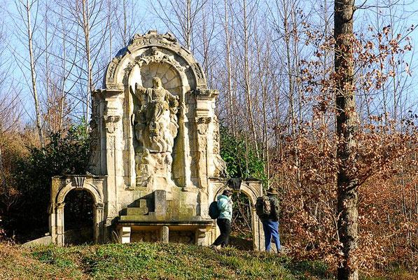 Chapelle de Saint-Rouin - Michel Petit