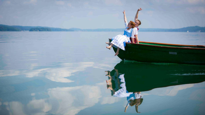 Wir lieben den Starnberger See.