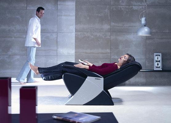 Keyton Masagesessel und Relaxsessel und Fernsehsessel und TV Sessel