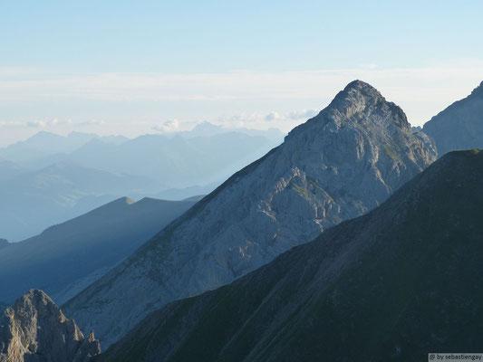 Le mont Charvet