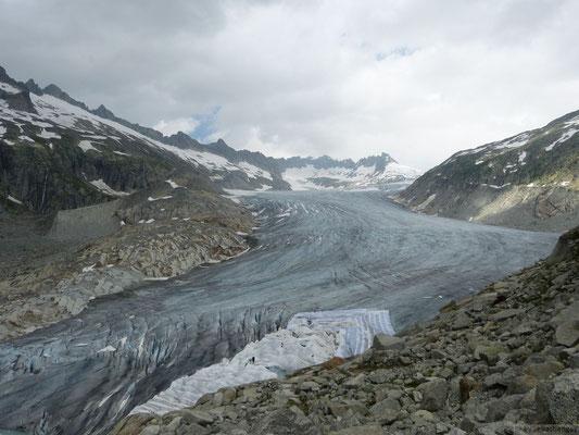 Le Glacier du Rhône