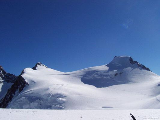 Col de Lys : Vu sur le sommet !