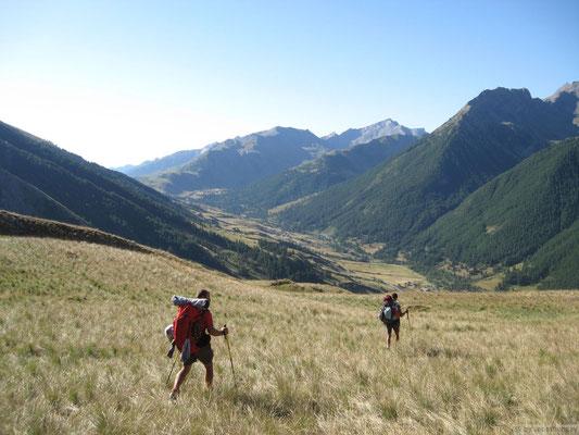 Traversée des Alpes (GR5)